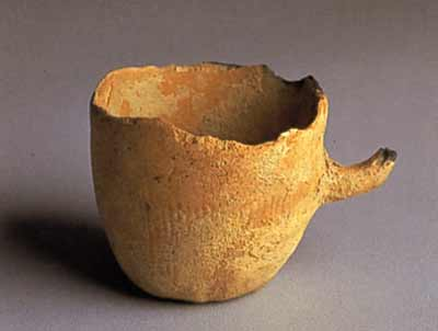 Noguchis Inspiration A Japanese Neolithic Cup